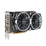 MSI AMD Radeon RX 570 8GB Armor OC – Gráfica