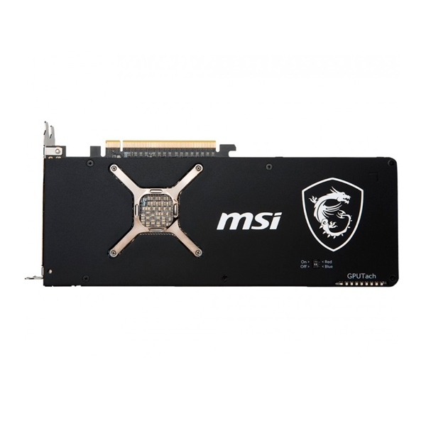 MSI AMD Radeon RX Vega 64 Air Boost 8GB OC - Gráfica