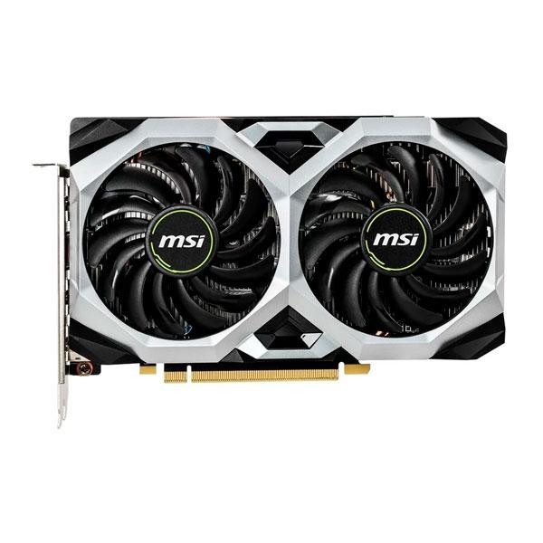 MSI GeForce GTX 1660 Ventus XS 6GB OC DDR6 - Gráfica
