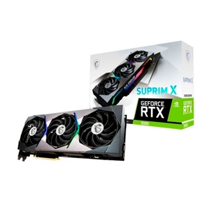 MSI GeForce RTX3090 Suprim X 24GB GD6X  Gráfica