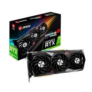 MSI GeForce RTX3090 Gaming X Trio 24GB GD6X  Grfica