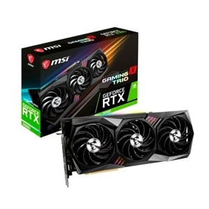MSI GeForce RTX3080 Gaming X Trio 10GB GD6X  Gráfica