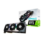 MSI GeForce RTX3080 Suprim X 10GB GD6X  Grfica