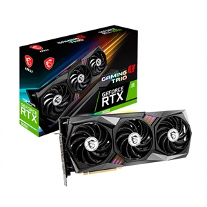 MSI GeForce RTX3060 Gaming X Trio 12GB GDDR6  Gráfica