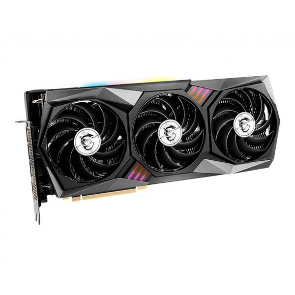 MSI GeForce RTX3060 Gaming X Trio 12GB GDDR6  Gráfica