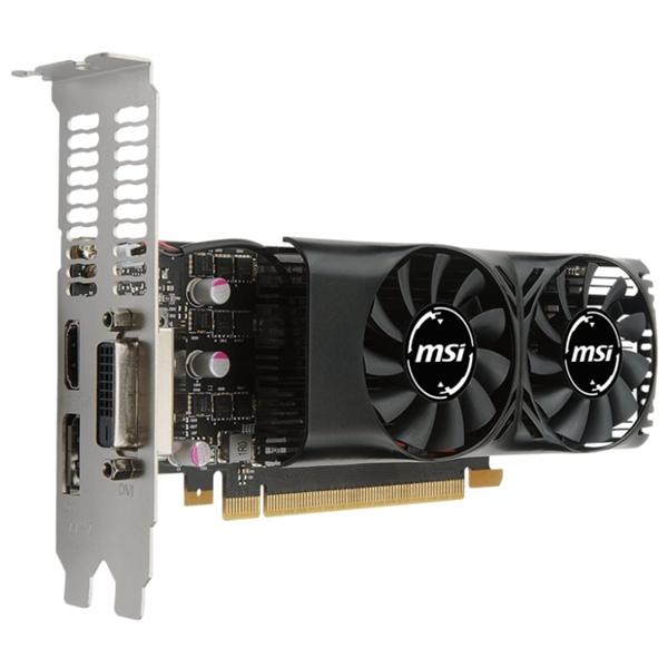 MSI Nvidia GeForce GTX 1050 2GT LP 2GB – Gráfica