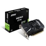 MSI Nvidia GeForce GTX 1050 Aero ITX OCV1 2GB - Gráfica