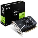 MSI Nvidia GeForce GT 1030 Aero ITX OC 2GB - Gráfica