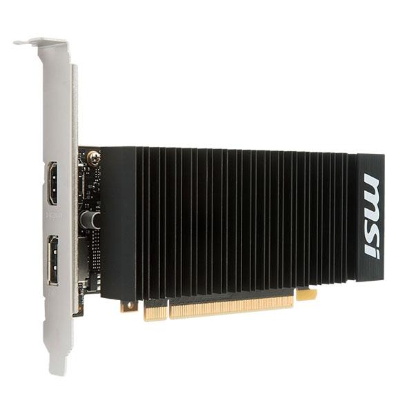 MSI Nvidia GeForce GT 1030 2GH LP OC 2GB – Gráfica