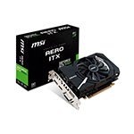 MSI Nvidia GeForce GTX1050 Ti Aero ITX OCV1 4GB - Gráfica