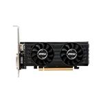 MSI AMD Radeon RX550 4GT LP OC 4GB  Grfica