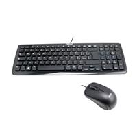 MSI Kit teclado y raton con cable  Teclado
