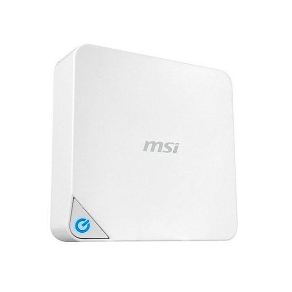 MSI CUBI 2003XEU i3 7100 4GB 128GB  MSI  BLANCO