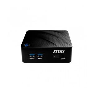 MSI Cubi N 8GL074EU N5000 4GB DDR4 64GB SSD W10 Pro Mini PC