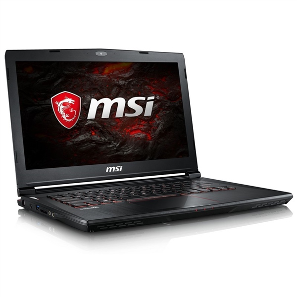 MSI GS43VR 203XES I7 7700 16GB 1TB256GB 1060 DOS  Porttil