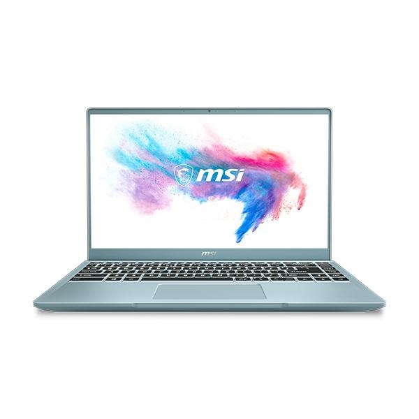 MSI 14 B10RBSW064XES i7 10510U 16G 512G MX350  Portátil