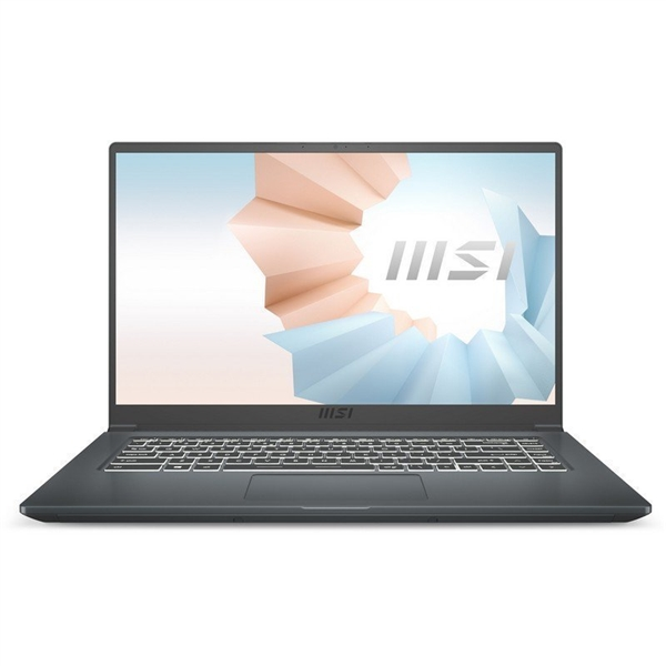 "MSI Modern 15 A5M-009XES Ryzen 7 5700U 8GB RAM 512GB SSD 15,6"" Full HD FreeDOS - Portatil"