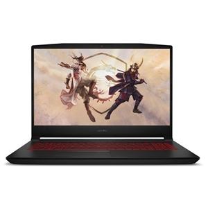MSI GF66 Katana 11UD230XES Intel i7 11800H 16GB RAM 512GB SSD Nvidia RTX 3050Ti 156 FullHD 144Hz FreeDOS  Portátil