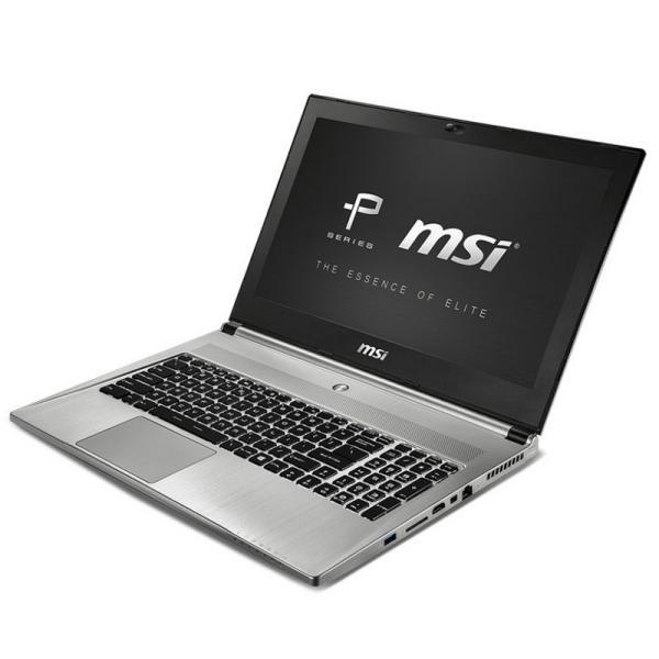 MSI PX60-6QE-485ES i7 6700 16GB 1TB+256 960 W10 - Portátil