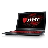 MSI GL62M 1603XES i5 7300 8GB 1TB 1050 TI 4GB DOS  Portátil