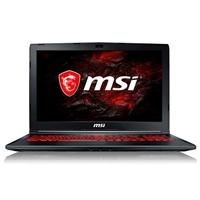 MSI GL62M 1655XES i7 7700 8GB 1TB256GB 1050 DOS  Porttil