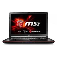 MSI GP62M 7RD 268XES i7 7700 16GB 1TB 1050 - Portátil