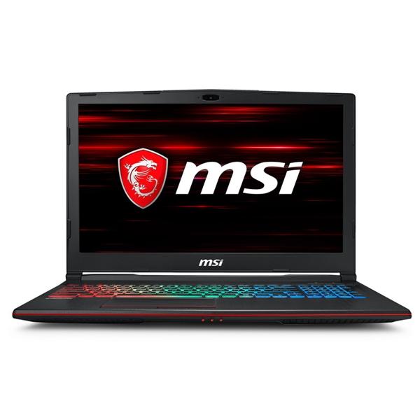 MSI GP63 041XES i7 8750 16GB 1TB256GB 1060 DOS  Portátil