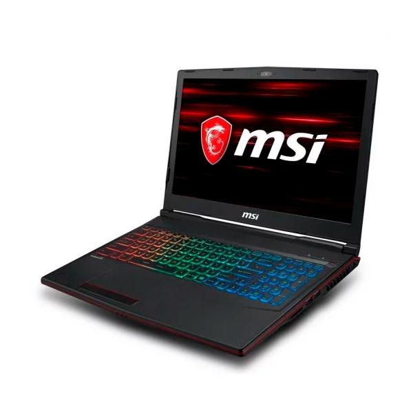 MSI GP63 8RE-684XES i7 8750H 16G 2x512GB 1060 DOS - Portátil