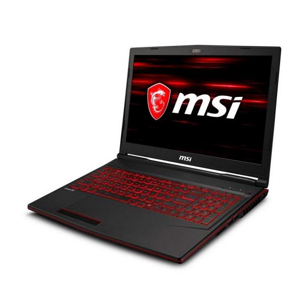 MSI GL63 278XES i7 8750 8GB 1TB 1050 DOS - Portátil