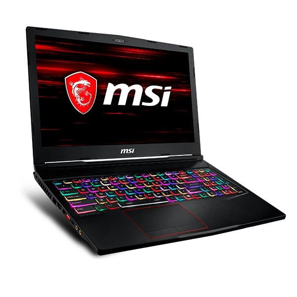 MSI GE63 8SF-030ES  I7 8750 16GB 1T+256G 2070 W10 - Portátil