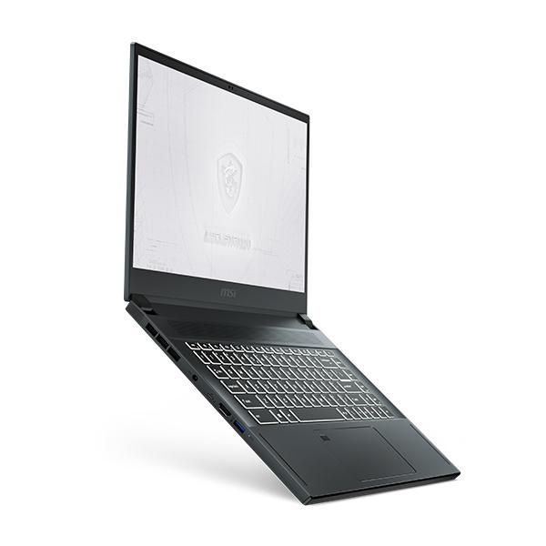 MSI WS66 10TK441ES Intel i7 10875H 32GB RAM 1TB SSD Quadro RTX 3000 156 Full HD 240Hz Windows 10 Pro  Portátil