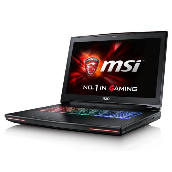 MSI GT72VR 6RE 096XES I7 6700 16GB 1TB+256 1070 – Portátil