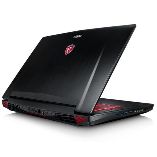 MSI GT72VR 629XES i7 7700 16GB 1TB+256 1070 4K – Portátil