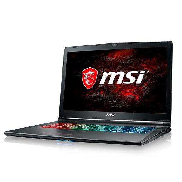 MSI GF72 1055XES I7 7700 16G 1TB+256G 1050 TI DOS – Portátil