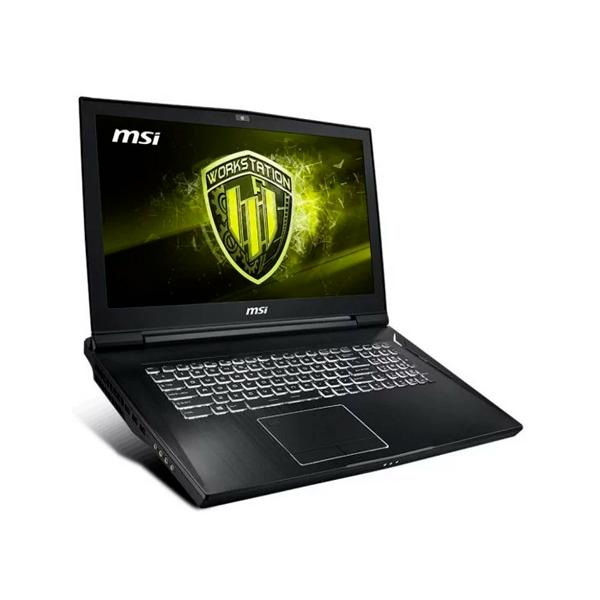MSI WT75 8SM011ES i7 8700 32G 512G1T P5200 W10P  Portátil