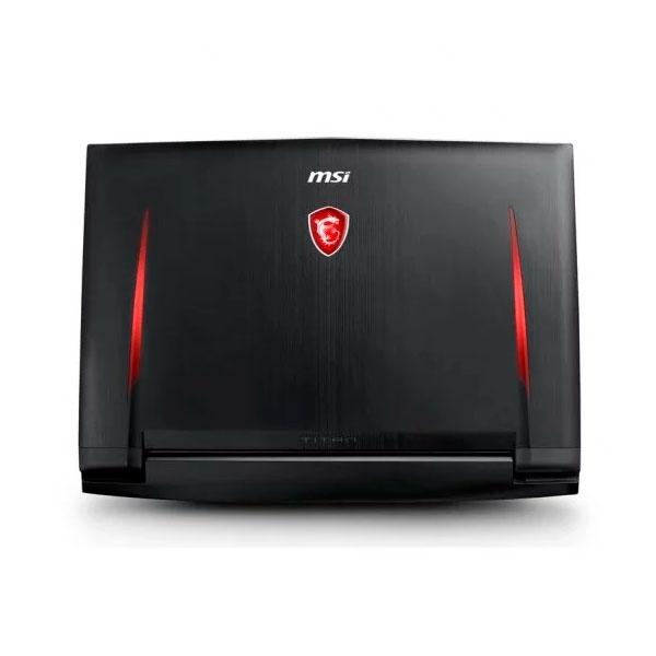 MSI GT75 9SG 287ES i7 9750 32GB 2TB SSD 2080 W10  Portátil