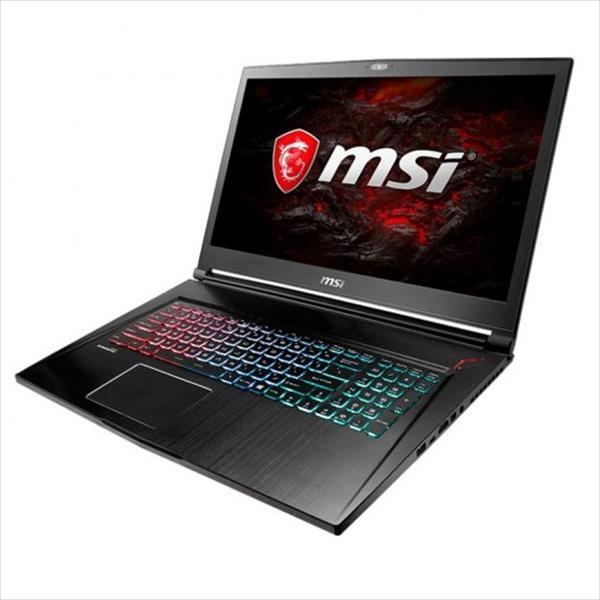 MSI GS73-017XES i7 7700 16GB 1T+256G 1050 Ti DOS – Portátil