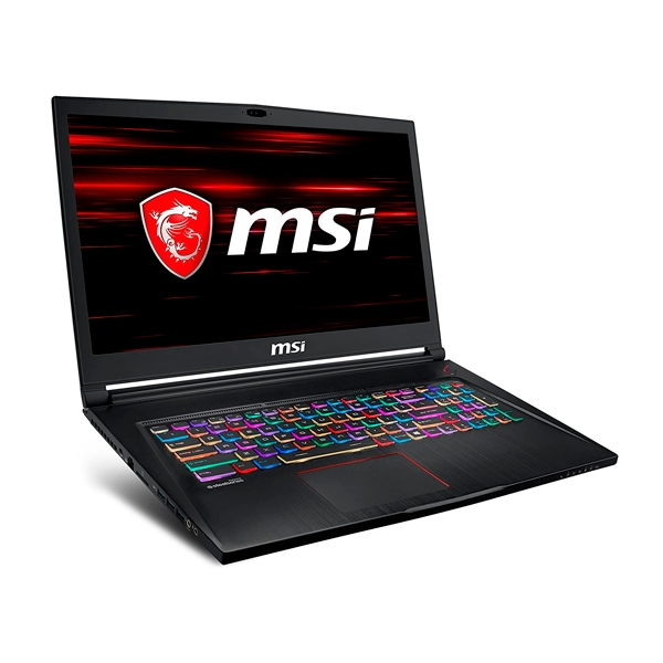 MSI GS73 8RE007XES i7 8750H 16G 1T256G 1650 DOS  Portátil