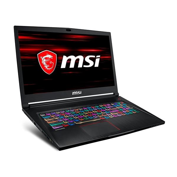 MSI GS73 8RD-007ES i7 8750H 16G 1T+256 1050Ti W10 - Portátil