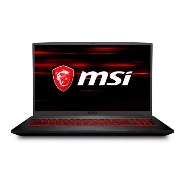 MSI GF75 9SC039XES i7 9750 16GB 512GB 1650 DOS  Portátil