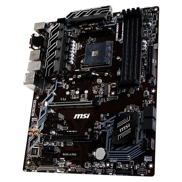 MSI B450-A Pro – Placa Base
