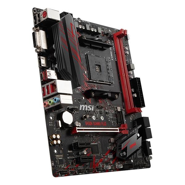 MSI B450M Gaming Plus – Placa Base