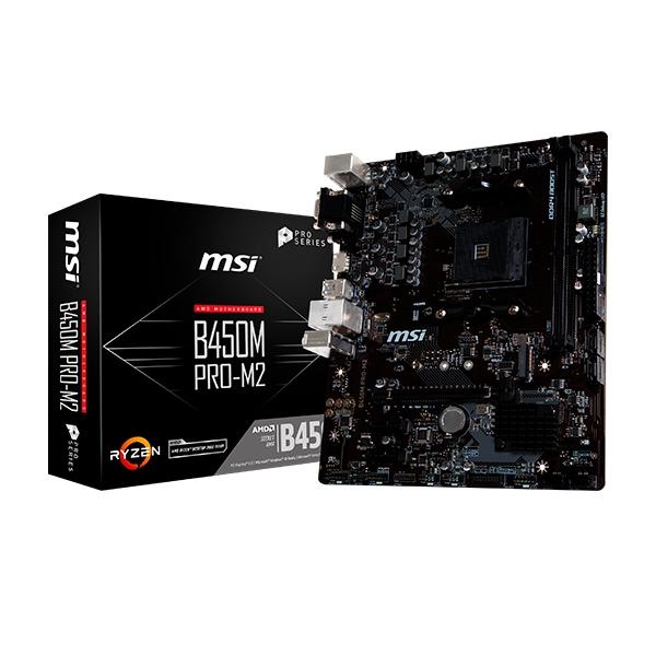 MSI B450M Pro-M2 – Placa Base
