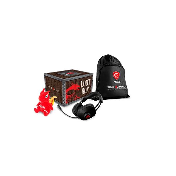 MSI LOOT BOX 2  Gadget