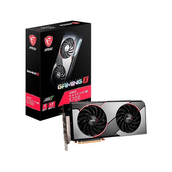 MSI Radeon RX 5700 Gaming X 8G - Gráfica