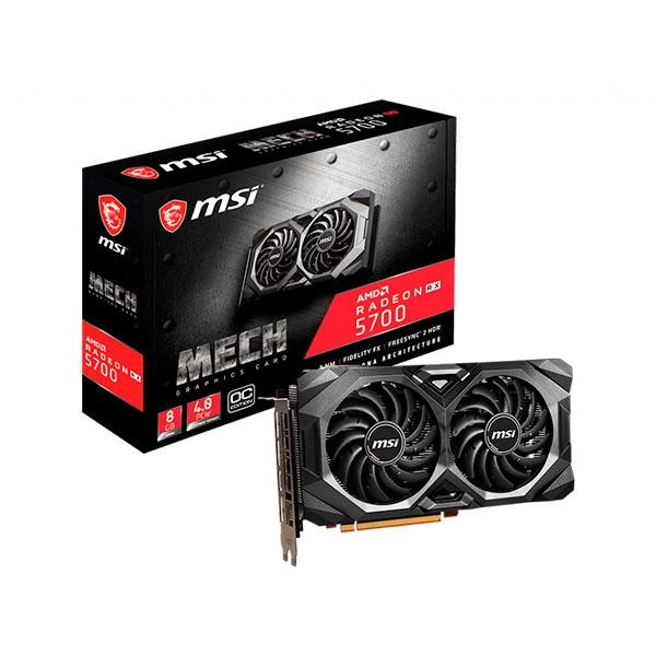 MSI Radeon RX 5700 Mech OC 8GB  Gráfica