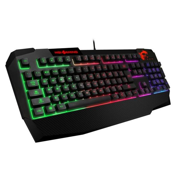 MSI Vigor GK40 + Clutch  GM10 – Kit teclado y ratón