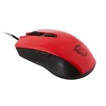 MSI Clutch GM40 dpi5000 Rojo – Ratón