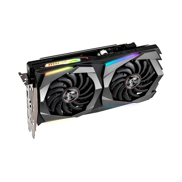 MSI Nvidia GeForce GTX 1660 Ti Gaming X 6GB - Gráfica