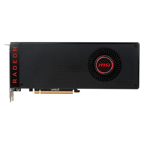 MSI Radeon RX Vega 64 8GB – Gráfica